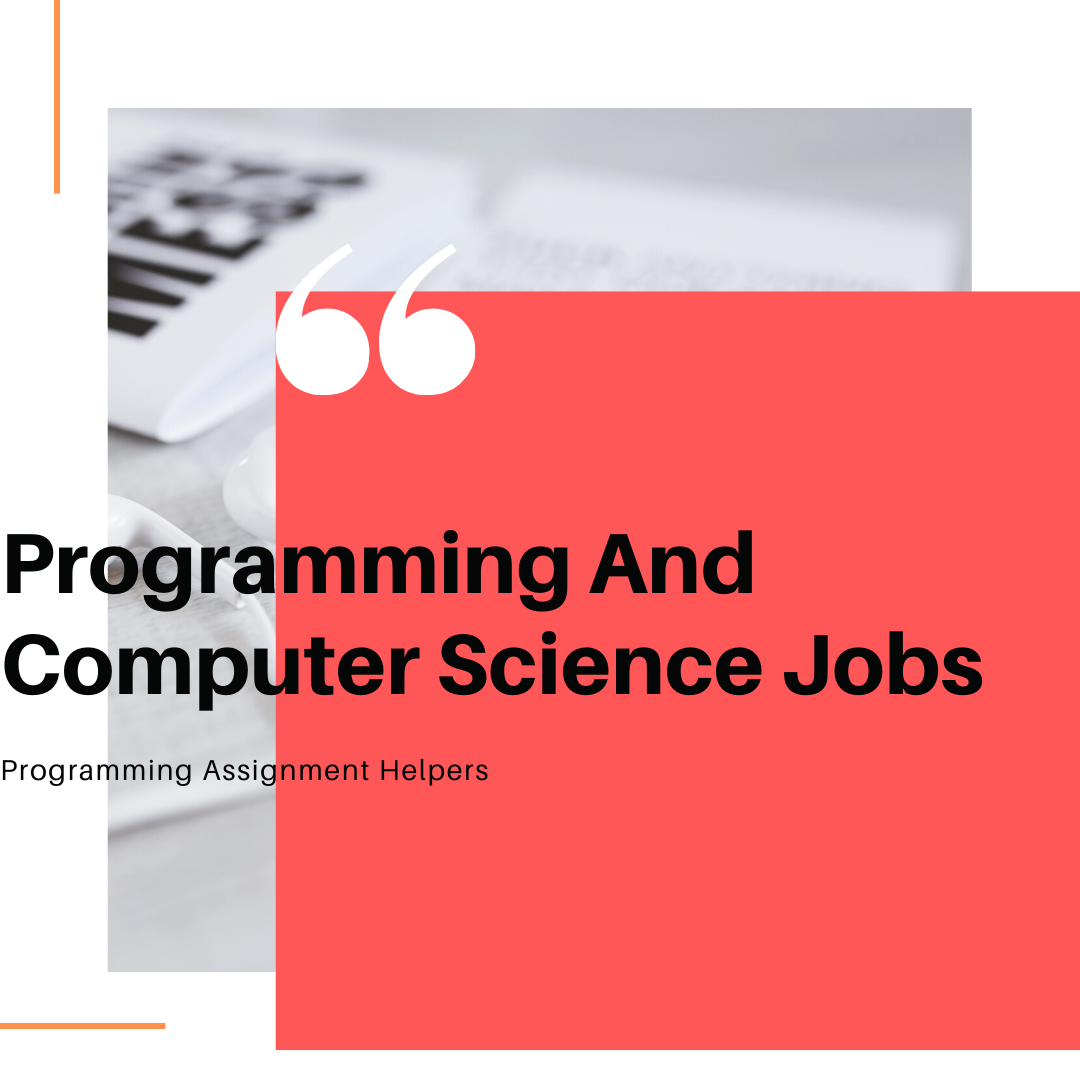 Computer Science Jobs