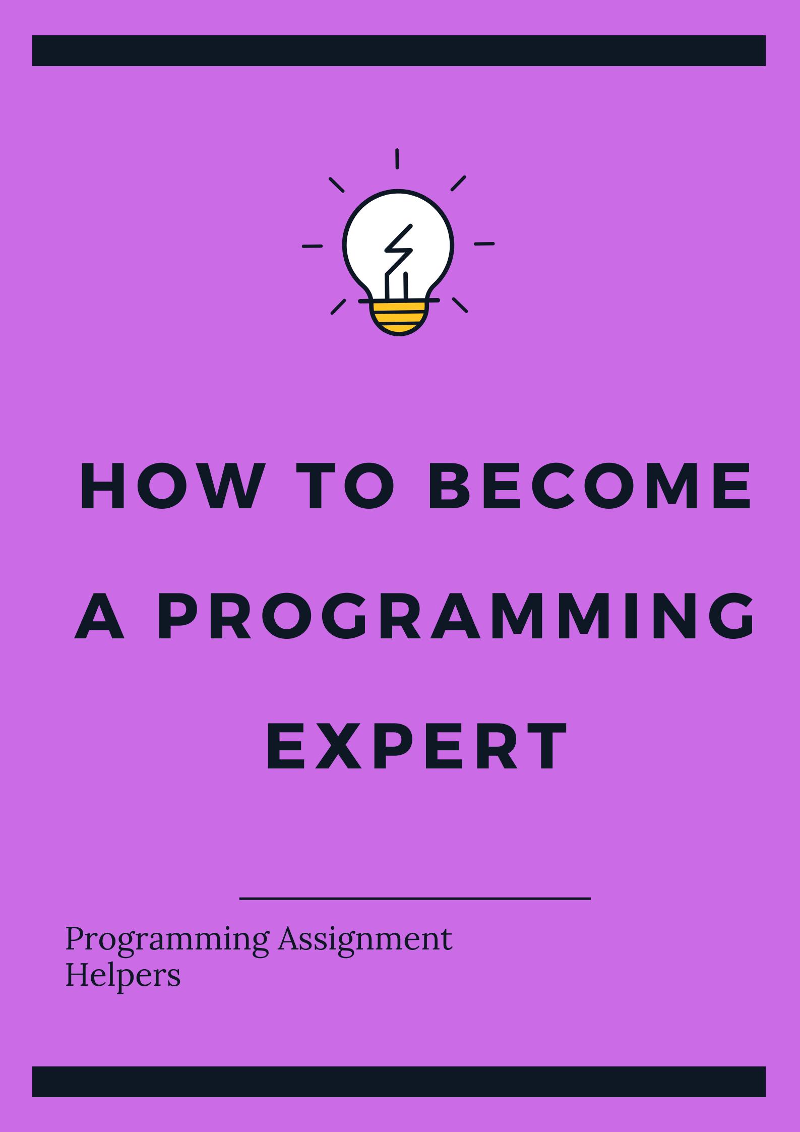 Programming Expert